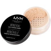 NYX PROFESSIONAL MAKEUP Mineral Finishing Powder Light/Medium