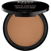 NYX PROFESSIONAL MAKEUP Matte Body Bronzer Blush Deep