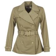 Trenchcoats MICHAEL Michael Kors  SHORT PLEATED TRENCH