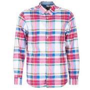Skjortor med långa ärmar Tommy Hilfiger  AMISTON CHK