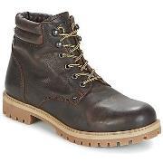 Boots Jack   Jones  STOKE LEATHER BOOT