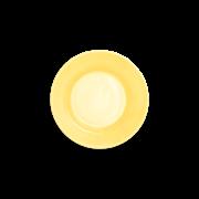 Basic Tallrik Gul 21 cm