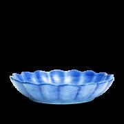 Ostronskål Stor Ljusblå 31 cm