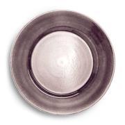 Basic tallrik 25 cm Plommon