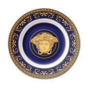 Versace Medusa Blue assiett 18 cm