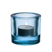 Kivi ljuslykta ljusblå