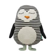 Pingo gosedjur svart-vit