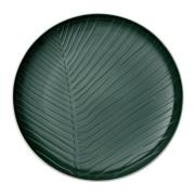 It's My Match Leaf tallrik 24 cm Green
