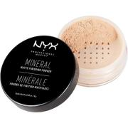Mineral Matte Finishing Powder,  8g NYX Professional Makeup Puder