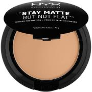 NYX PROFESSIONAL MAKEUP Stay Matte Not Flat Foundation Olive