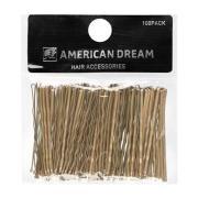 American Dream Wavy Grips Blonde 6.5cm Blonde 6,5cm