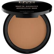 NYX PROFESSIONAL MAKEUP Matte Body Bronzer Blush Deep