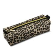 Studio Leopard Brush/Pencil Purse