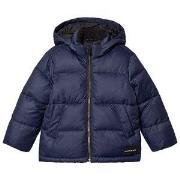 Calvin Klein Jeans Branded Puffer Jacka Marinblå 4 years
