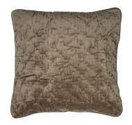 Day Home Velvet Quilted kuddfodral Prydnadskudde Bomullsammet 50x50 cm