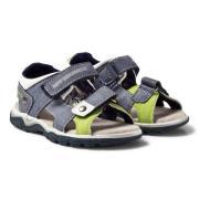 SPROX Sandaler, Dark blue 24 EU
