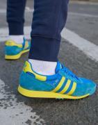 adidas Originals – SL 80 – Blå träningsskor